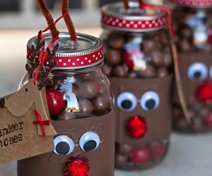 christmas, chocolate, and diy image