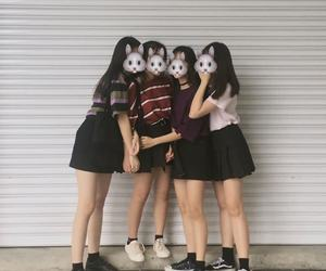 friendship, lookbook, and ulzzang image