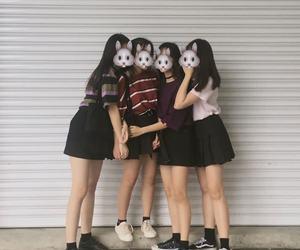 friendship, ulzzang, and ulzzang girl image