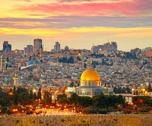 💛, للأبد, and القدس-فلسطين image