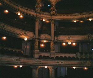 light, theatre, and photography image