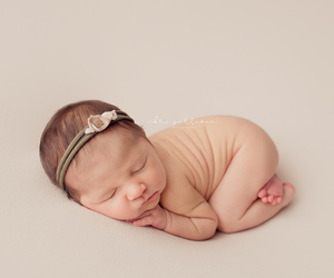baby, newborn, and photographer image