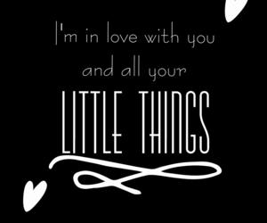 Lyrics, little things, and liam payne image