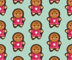 christmas, patternator, and cookie image