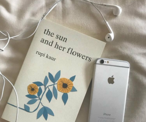 aesthetic, books, and iphone image