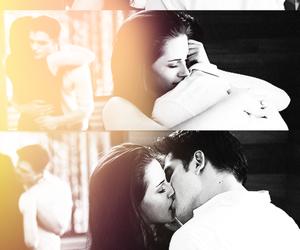 bella cullen, edward cullen, and kiss image