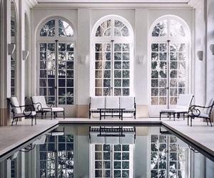 pool, interior, and design image
