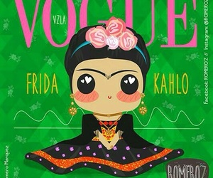 kahlo and vogue image
