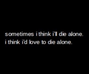 quotes, sadness, and sayings image