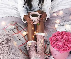 fashion, cozy, and style image