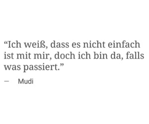 zitat, sprüche, and mudi image