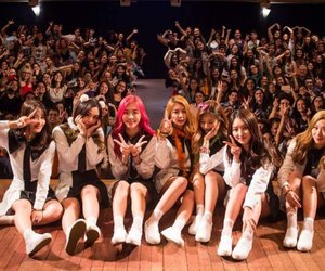 dreamcatcher, yg, and happyface entertainment image