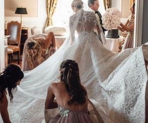wedding and dress image