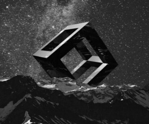 space, wallpaper, and black+and+white image