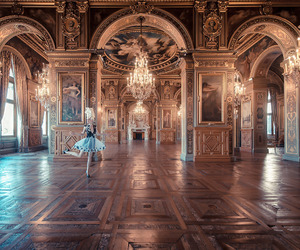 architecture, baroque, and dance image