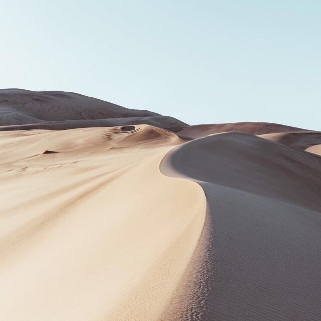 desert, nature, and travel image