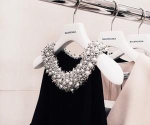 fashion, Balenciaga, and dress image