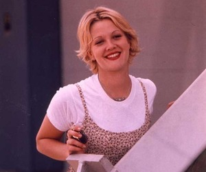actress, 90's, and drew barrymore image