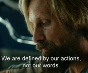 quotes, words, and captain fantastic image