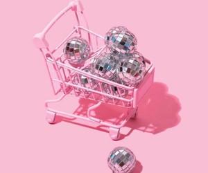 pink, aesthetic, and minimalist image