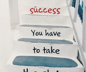 quotes, reminders, and success image