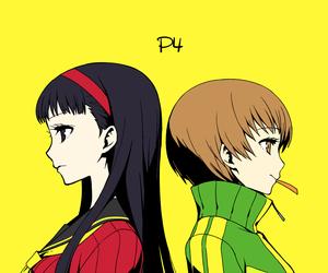 persona, yukiko amagi, and persona 4 image