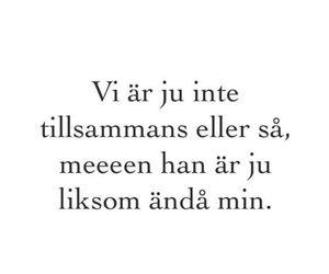 swedish, text, and kärlek image