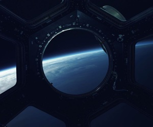 space, aesthetic, and earth image