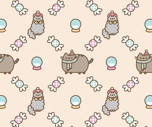background, candy, and cats image