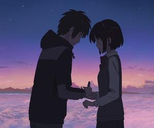mitsuha and taki image