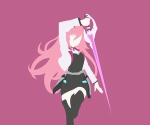 julis, gakusen toshi asterisk, and anime image