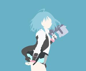 anime, gakusen toshi asterisk, and saya image