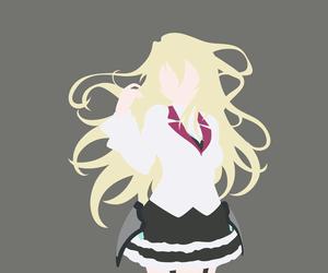 claudia, gakusen toshi asterisk, and anime image