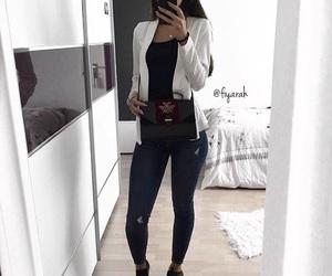 bag, Balenciaga, and basket image