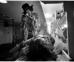 janis joplin and Jimi Hendrix image