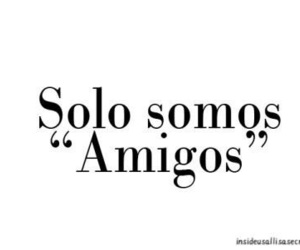 amigos and love image