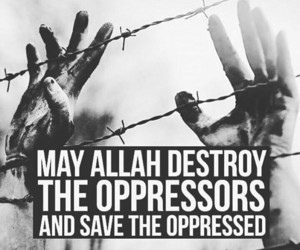allah, islam, and justice image