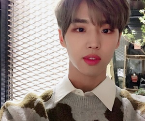 kpop, hongseok, and pentagon image