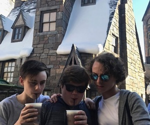 wyatt oleff, jaeden lieberher, and it image