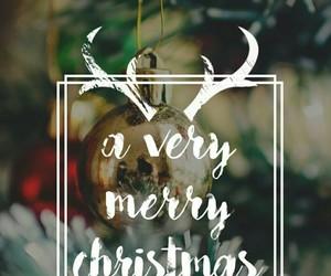 christmas, Merry Xmas, and winter image