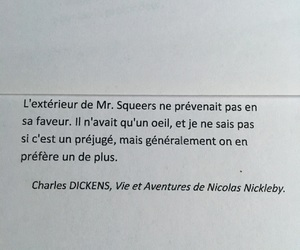 charles dickens, dickens, and francais image