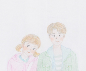 drawing and kim bok joo image