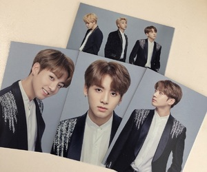 kpop, jungkook, and bts merch image