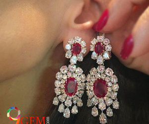 ruby gemstone, ruby price per carat, and ruby online shopping image
