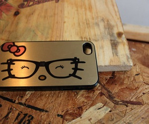 hello kitty and phone case image