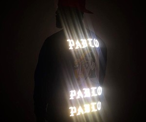 pablo, dark, and theme image