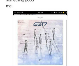 something good and got7 image