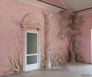 architecture, fairytale, and interiors image