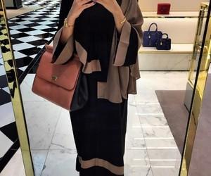 beauty, black, and muslim image