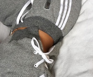 adidas, aesthetic, and brown image